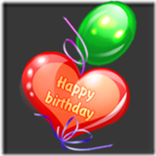 One Of Munequitas Devoted Readers Has Sent Her A Birthday Balloon Card Shes Thrilled And She Says Thanks Kriss