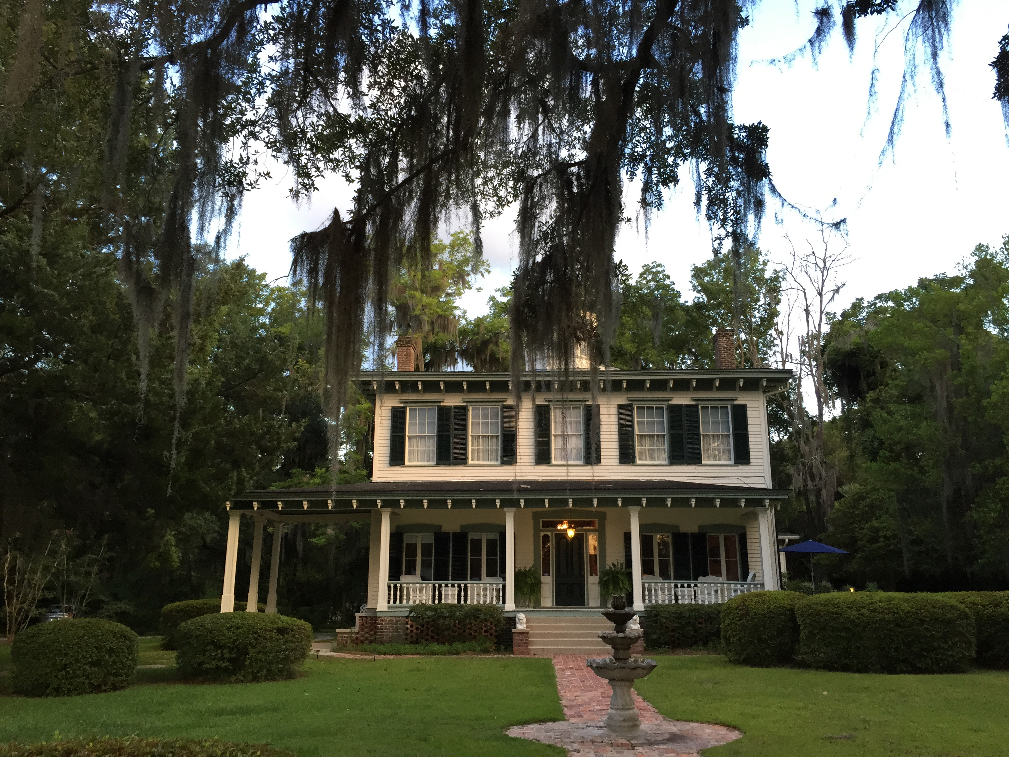 Ghost Tour In Monticello Florida